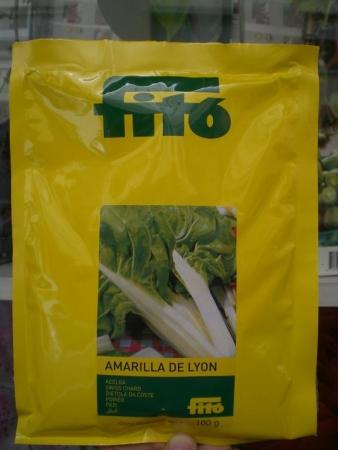 ACELGA AMARILLA DE LYON (100 gr.).