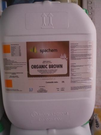 ORGANIC BROWN (20 l.) - Mínimo 14 Envases.
