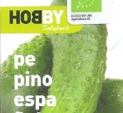 PEPINO ESPAÑOL ECOLÓGICO MSE6