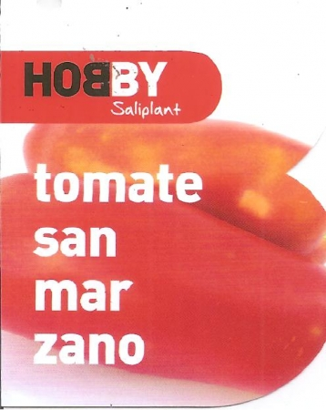TOMATE SAN MARZANO ECOLÓGICO MSE6