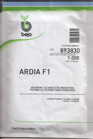 PEPINO ARDIA F1