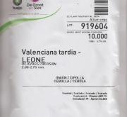 CEBOLLA VALENCIANA TARDIA LEONE Precisión (10.000...