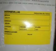 MIZUNA VERDE MZV001 F1 BABY LEAF