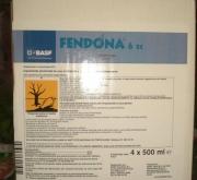 FENDONA 6 SC (2 l. - Caja de 4x500 c.c.). [P]