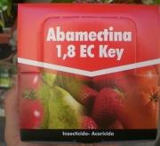 ABAMECTINA 1,8 EC KEY (375 c.c. - Caja con 25x15...