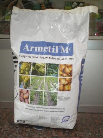 ARMETIL M (5 Kgr.). [R]