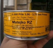 PUERRO MATEJKO RZ F1 Precisión Píldorada (5.000...
