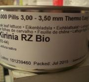 LECHUGA KIRINIA RZ BIO Precisión Píldorada (5.000...