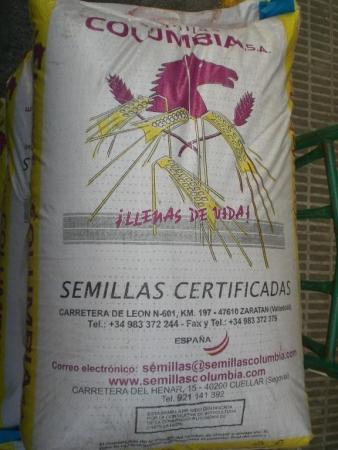 TRIGO GARCIA R-2 (40 Kgr.) (Mínimo 20 Sacos).