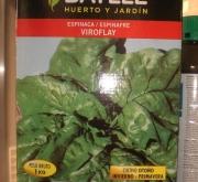 ESPINACA VIROFLAY (1 Kgr.).