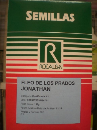 FLEO DE LOS PRADOS JONATHAN (1 Kgr.).