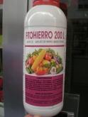 FITO HIERRO 200 L (1,2 Kgr.= 1l.).