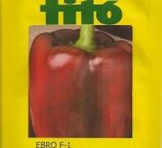 PIMIENTO EBRO F1 (1.000 Semillas)