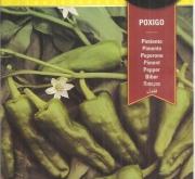 PIMIENTO POXIGO F1 (Cerca de 60 Semillas).