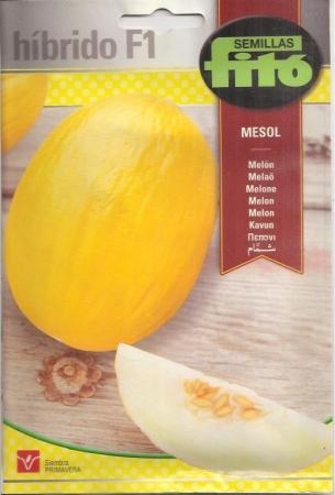 MELON MESOL F1 (60 semillas)