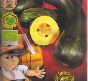 CALABAZA DE GUERNICA ECOLÓGICA (3 gr.).