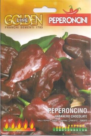 PIMIENTO HABANERO CHOCOLATE (0,2 gr.)