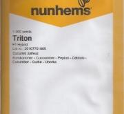 PEPINO TRITON F1 (1.000 Semillas)