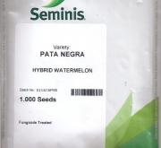 SANDIA PATA NEGRA F1 (1000 Semillas).