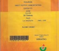 PIMIENTO GYPSY F1 (50 Semillas).
