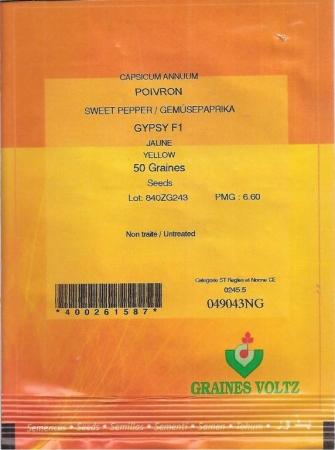 PIMIENTO GYPSY F1