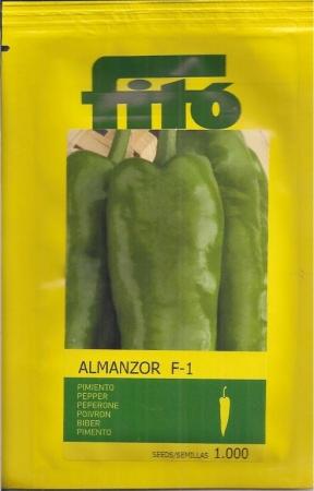 PIMIENTO ALMANZOR F1 (1000 Semillas)