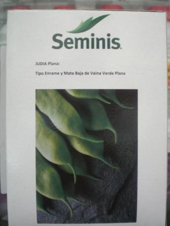 JUDIA EBRO SEM (250 gr.).
