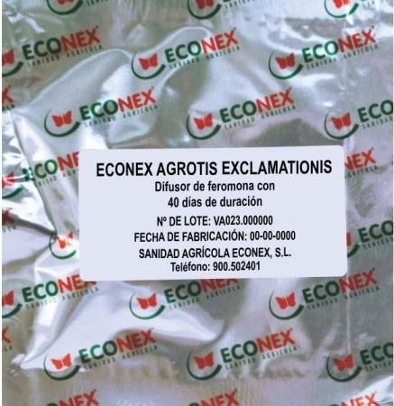 ECONEX AGROTIS EXCLAMATIONIS (40 días)