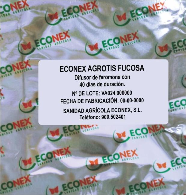 ECONEX AGROTIS FUCOSA (40 días)