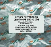 ECONEX ECTOMYELOIS CERATONIAE 2 MG (40 Dias)