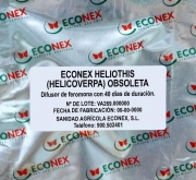 ECONEX HELIOTHIS (HELICOVERPA) OBSOLETA (40 días)