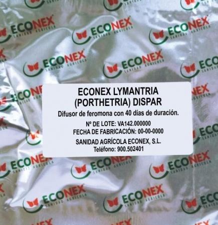 ECONEX LYMANTRIA (PORTHETRIA) DISPAR (40 días)