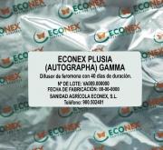 ECONEX PLUSIA (AUTOGRAPHA) GAMMA (40 días)