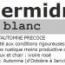 AJO BLANCO DE SIEMBRA THERMIDROME CERTIFICADO 60/+ (20 kgr.).