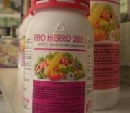 FITO HIERRO 200 L (300 gr. - 250 c.c.)
