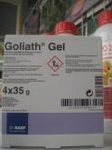 GOLIATH GEL (140 gr. - Caja con 4x35 gr.) [P]...