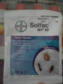 SOLFAC WP 10 HA (20 gr.). [P]