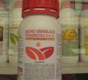 ABONO GRANULADO FITOAGRICOLA 5-6-12 (250 gr.)