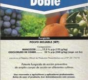 COBRE KEY DOBLE Sin Colorante Azul (1 Kgr.)