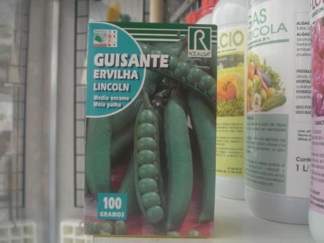 GUISANTE LINCOLN (Gancho) (100 gr.).