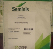 TOMATE DURINTA F1 (1000 Semillas)