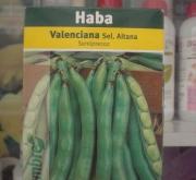 HABA VALENCIANA Sel. AITANA (250 gr.).