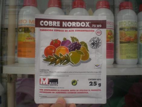 COBRE NORDOX 75 WG (25 gr.) [JED]