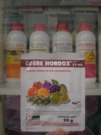 COBRE NORDOX 75 WG (25 gr.)
