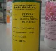 CEBOLLA DULCE DE FUENTES (100 gr.)