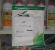PIMIENTO FAVILLA F1 (1.000 Semillas)