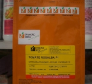TOMATE ROSALBA F-1 (1.000 Semillas)