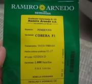 PIMIENTO CORERA F-1