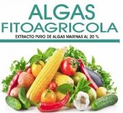 ALGAS FITOAGRICOLA (1000 l. en contenedor IBC)