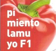 PIMIENTO LAMUYO F1 ECOLÓGICO MSE6